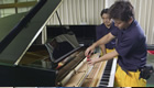 ピアノのムービング